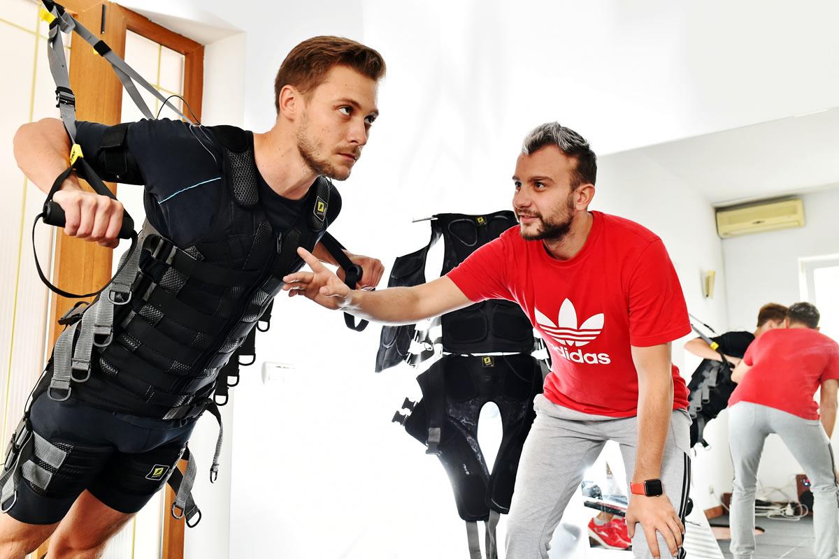 ToMe XBody Electrostimulare Musculara Bucuresti Sector 1